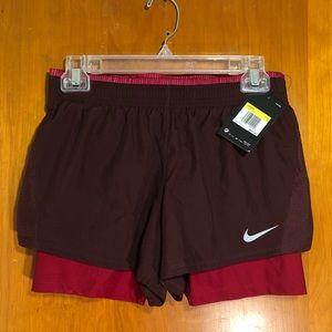 Nike Sri fit thermal shorts